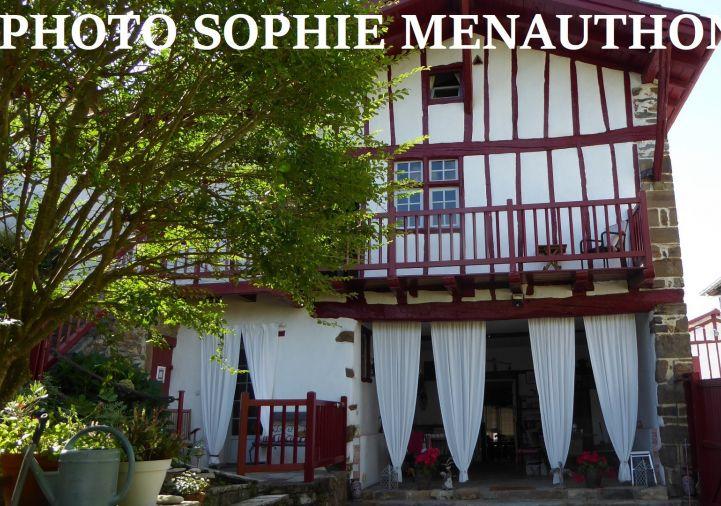 A vendre Maison de village La Bastide Clairence   Réf 4000911599 - Equinoxes immobilier