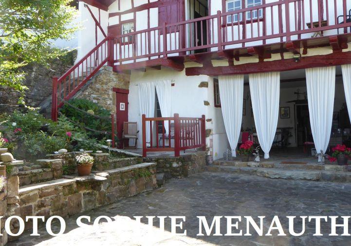 A vendre Maison de village Bayonne   Réf 4000911600 - Equinoxes immobilier