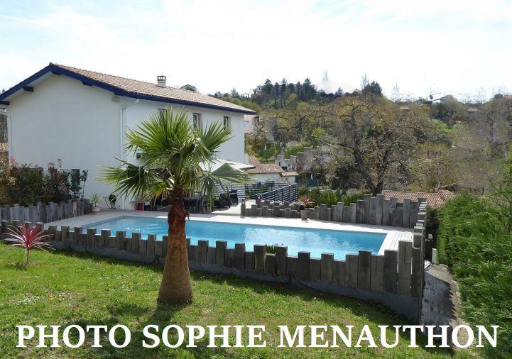 A vendre Maison contemporaine Bayonne   Réf 4000911620 - Equinoxes immobilier