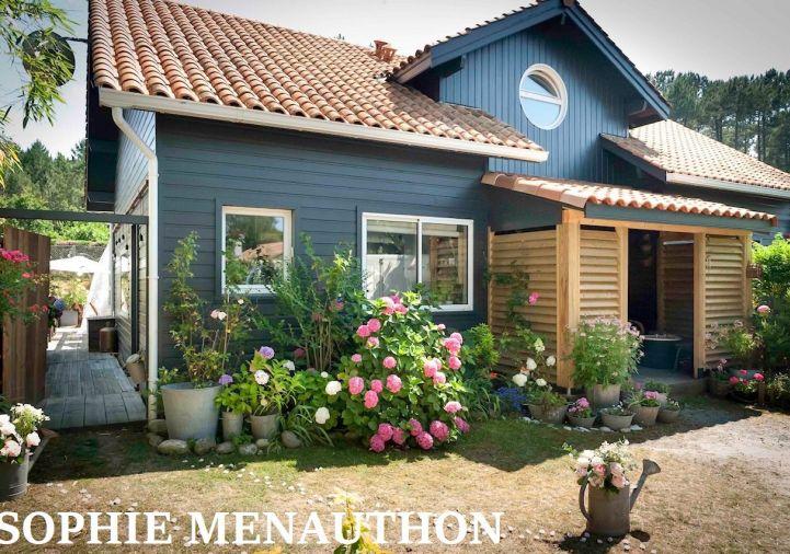 A vendre Villa d'architecte Labenne | Réf 4000911637 - Equinoxes immobilier