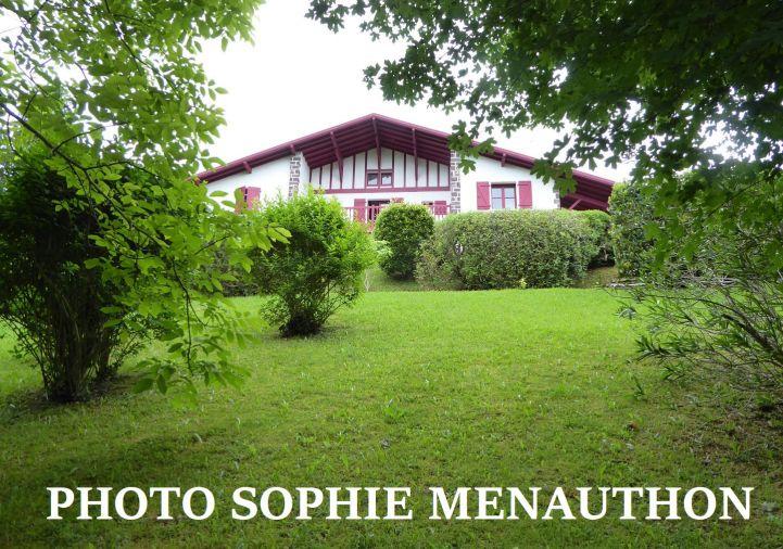 A vendre Maison de caractère Cambo Les Bains | Réf 4000911640 - Equinoxes immobilier