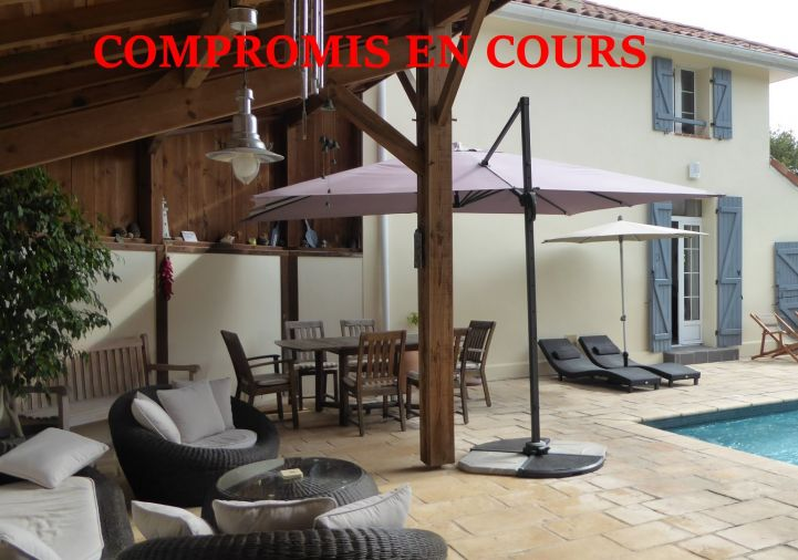 A vendre Maison de caract�re Soustons   R�f 4000911662 - Equinoxes immobilier