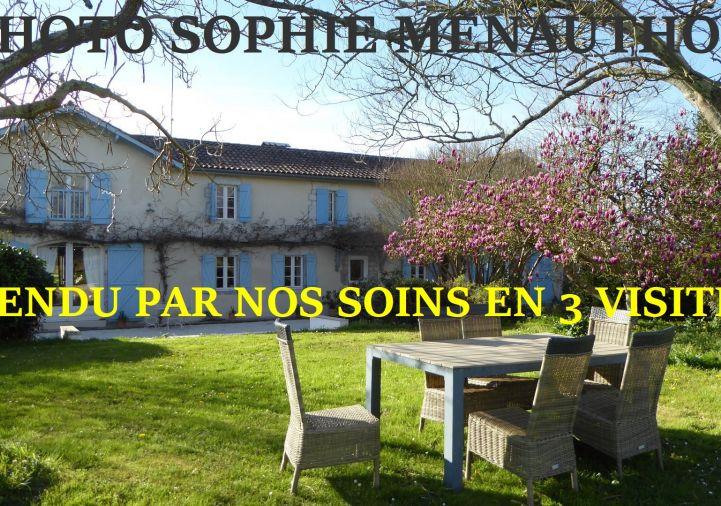 A vendre Maison de campagne Saubrigues   R�f 4000911740 - Equinoxes immobilier