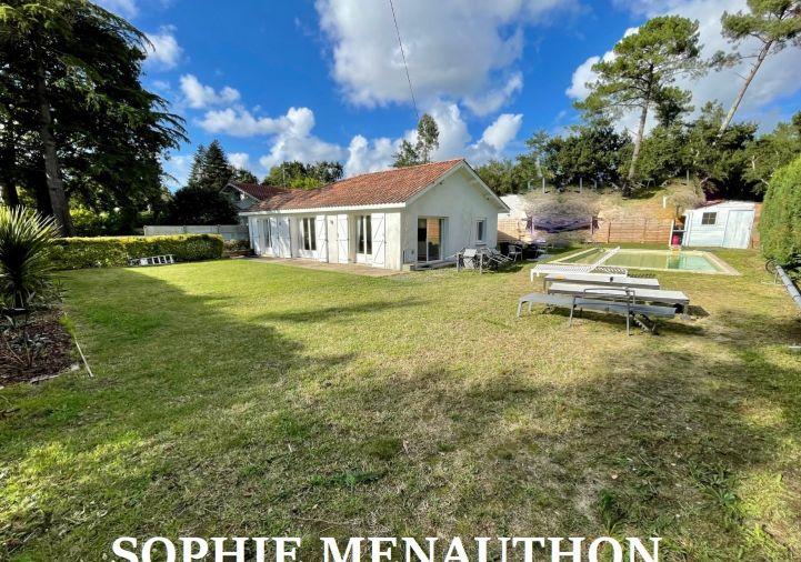 A vendre Maison contemporaine Saubion   R�f 4000912035 - Equinoxes immobilier