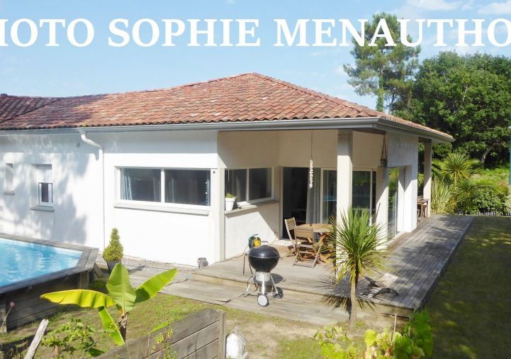 A vendre Villa d'architecte Labenne   R�f 4000912103 - Equinoxes immobilier