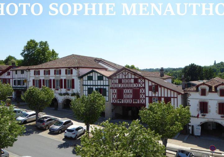 A vendre Maison de village La Bastide Clairence   R�f 4000912105 - Equinoxes immobilier