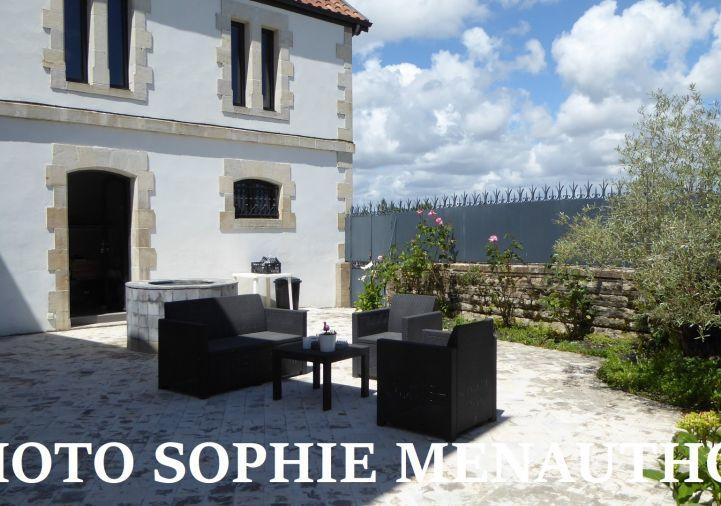 A vendre Maison de caract�re Biarritz   R�f 4000912136 - Equinoxes immobilier