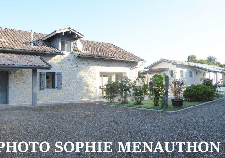 A vendre Maison en pierre Peyrehorade   R�f 4000912212 - Equinoxes immobilier