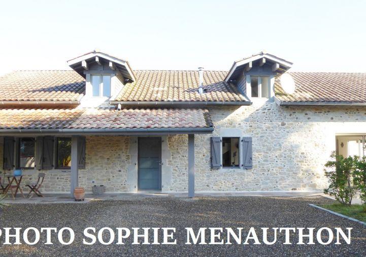 A vendre Maison en pierre Dax   R�f 4000912213 - Equinoxes immobilier