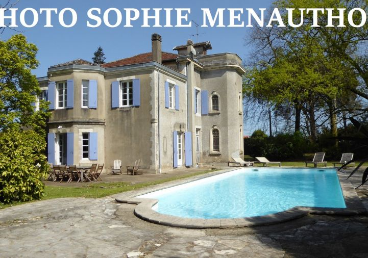 A vendre Maison bourgeoise Dax   R�f 4000912243 - Equinoxes immobilier