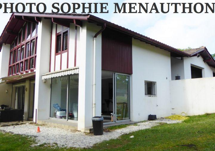 A vendre Villa d'architecte Jatxou   R�f 4000912257 - Equinoxes immobilier