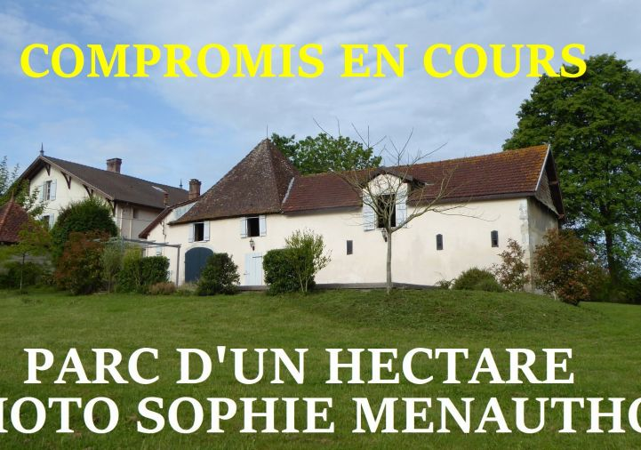 A vendre Maison bourgeoise Soorts Hossegor   R�f 4000912266 - Equinoxes immobilier