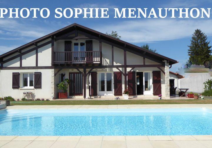 A vendre Maison contemporaine Saubrigues   R�f 4000912283 - Equinoxes immobilier