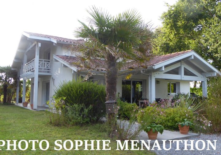 A vendre Villa d'architecte Dax   R�f 4000912285 - Equinoxes immobilier