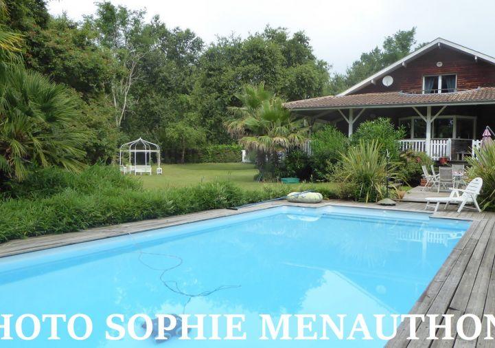 A vendre Maison � ossature bois Dax   R�f 4000912302 - Equinoxes immobilier