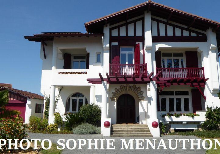 A vendre Maison bourgeoise Saint Paul Les Dax   R�f 4000912307 - Equinoxes immobilier