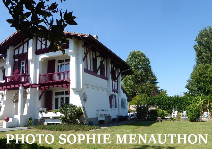 A vendre Maison bourgeoise Dax   R�f 4000912308 - Equinoxes immobilier
