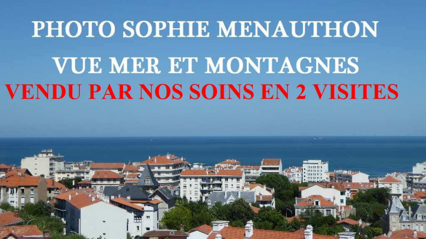 A vendre Biarritz 400094651 Equinoxes immobilier