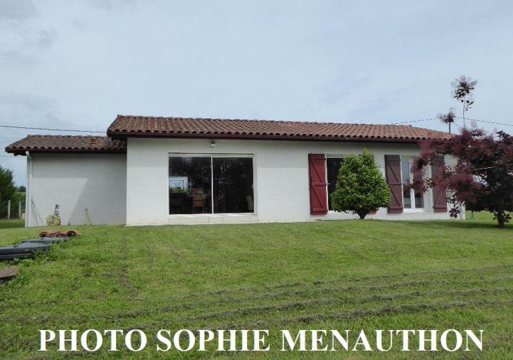 A vendre Bidache 400096351 Equinoxes immobilier