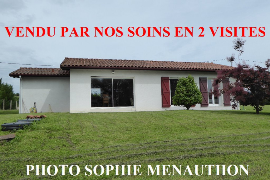 A vendre Bidache 400096574 Equinoxes immobilier