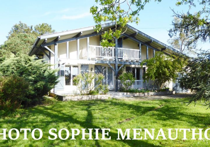 A vendre Soustons 400097328 Equinoxes immobilier
