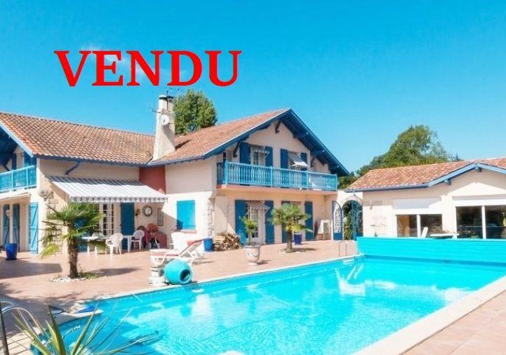 A vendre Maison de caractère Bidart | Réf 400098408 - Equinoxes immobilier
