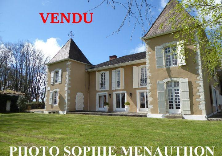 A vendre Château Dax | Réf 400098836 - Equinoxes immobilier