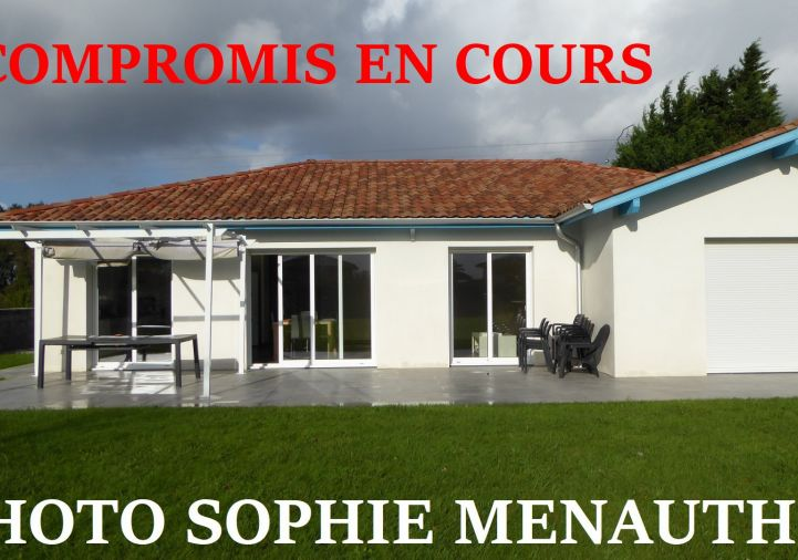 A vendre Saint Martin De Seignanx 400098911 Equinoxes immobilier