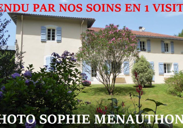A vendre Maison de caractère Bayonne | Réf 400099750 - Equinoxes immobilier