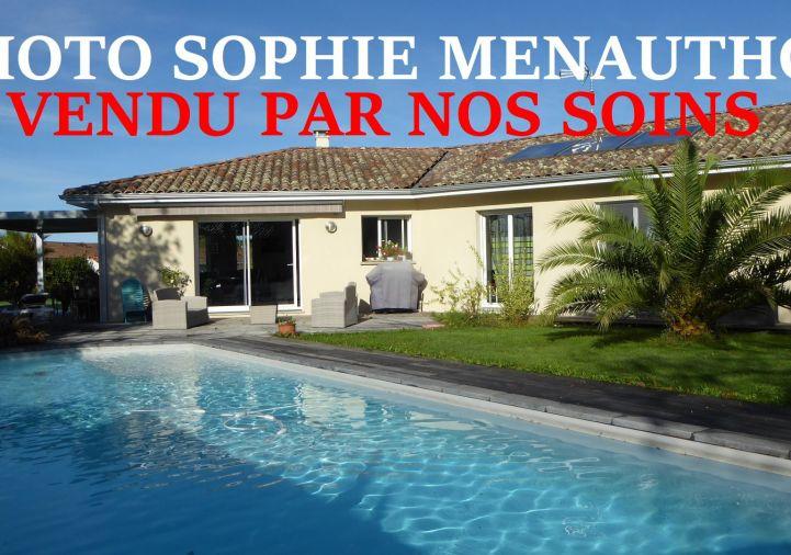 A vendre Villa d'architecte Saint Martin De Seignanx | R�f 400099843 - Equinoxes immobilier