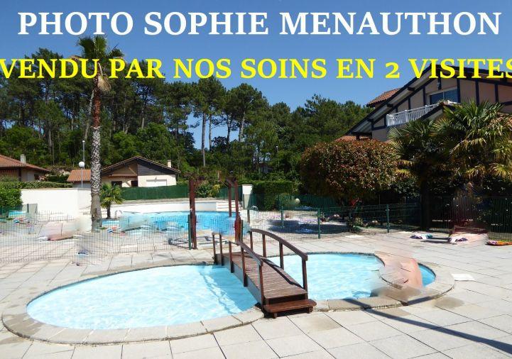 A vendre Appartement Capbreton   Réf 400099854 - Equinoxes immobilier