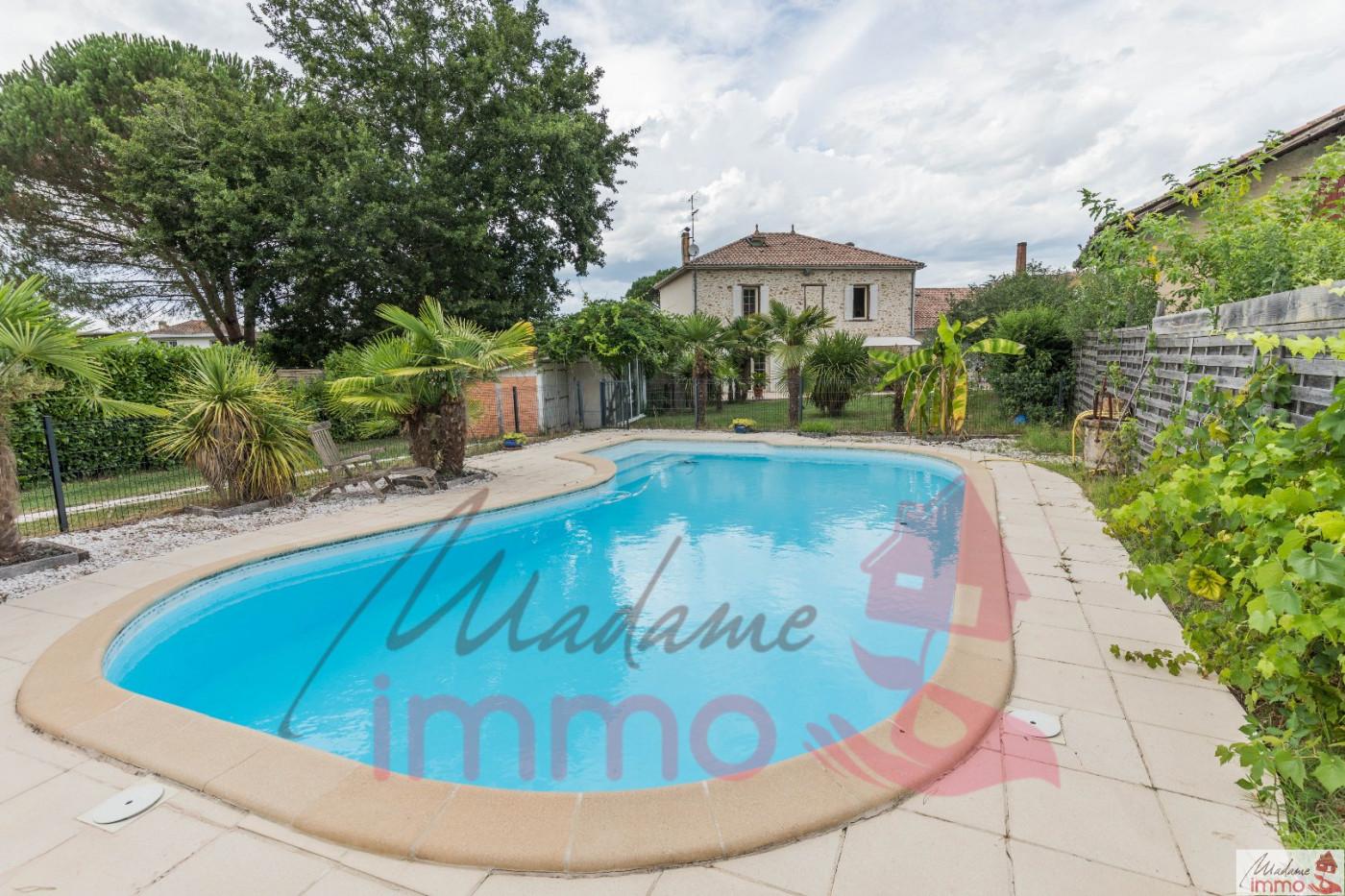 A vendre Brocas 400111057 Madame immo