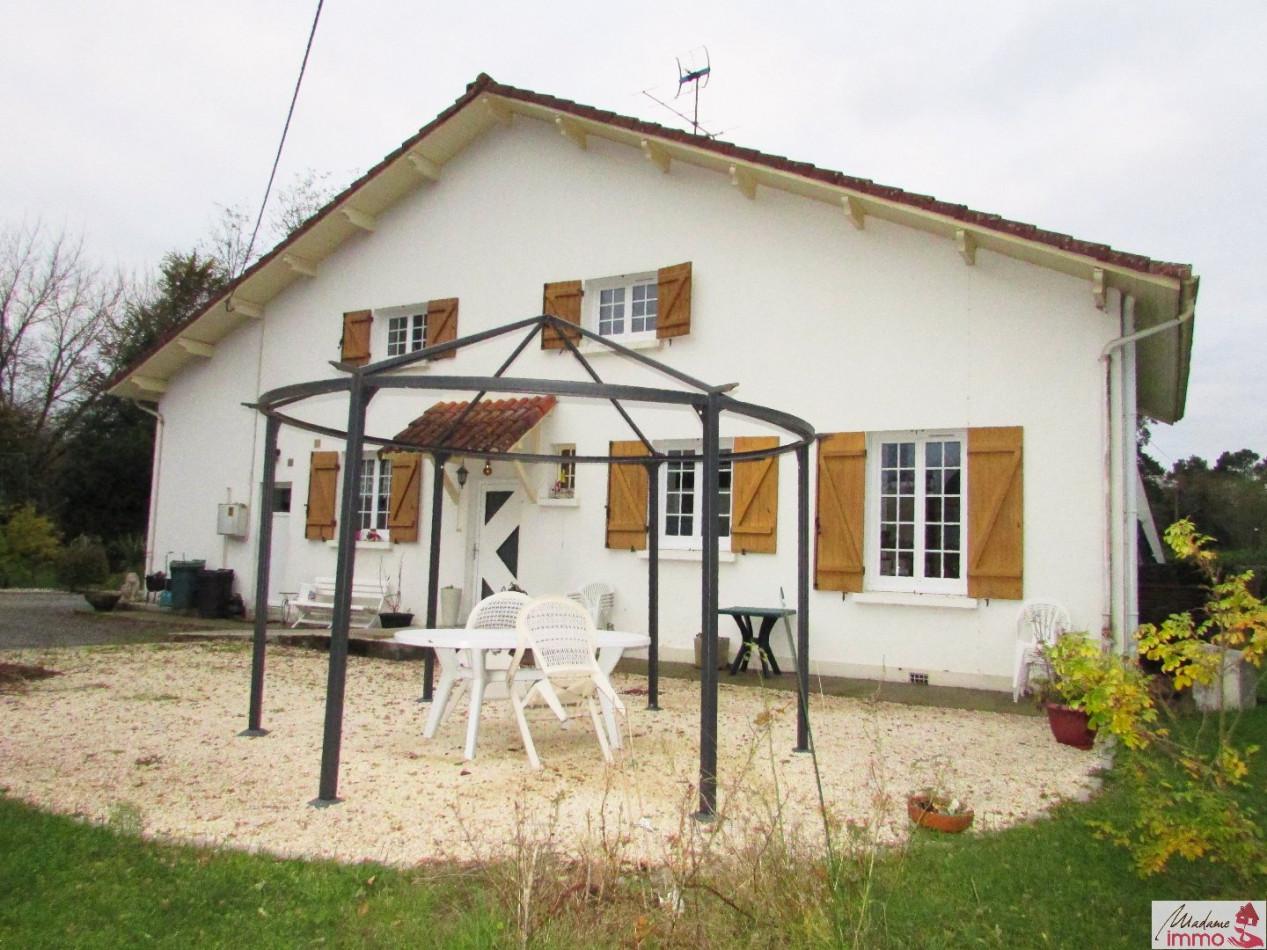 A vendre Roquefort 40011844 Madame immo