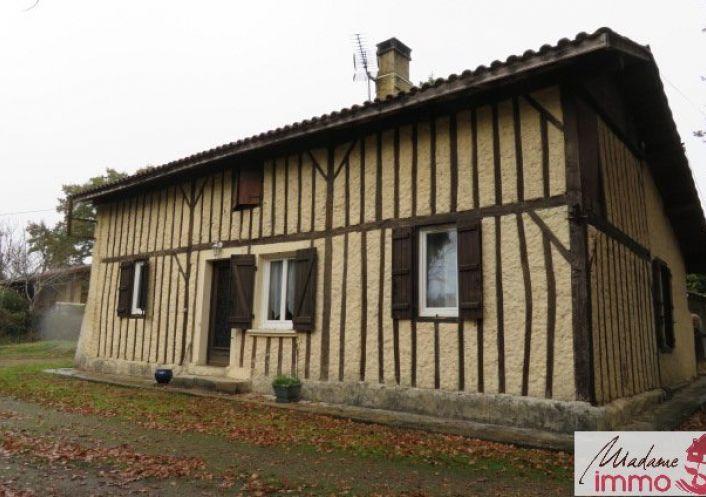 A vendre Villeneuve De Marsan 40011848 Madame immo