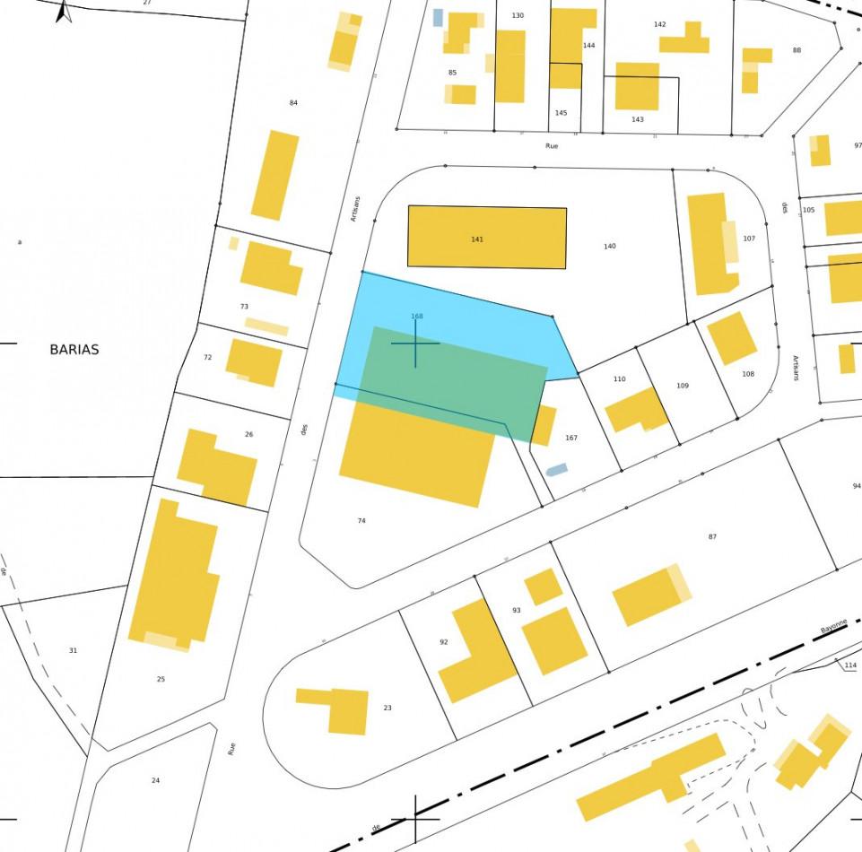 A vendre  Saint Geours De Maremne   Réf 40012215 - Nexton immobilier