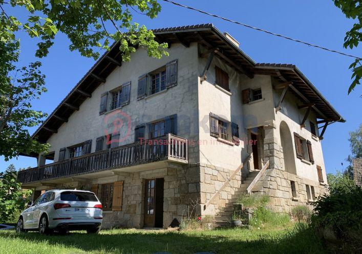 A vendre Maison Le Chambon Sur Lignon | R�f 43002137 - Belledent nadine