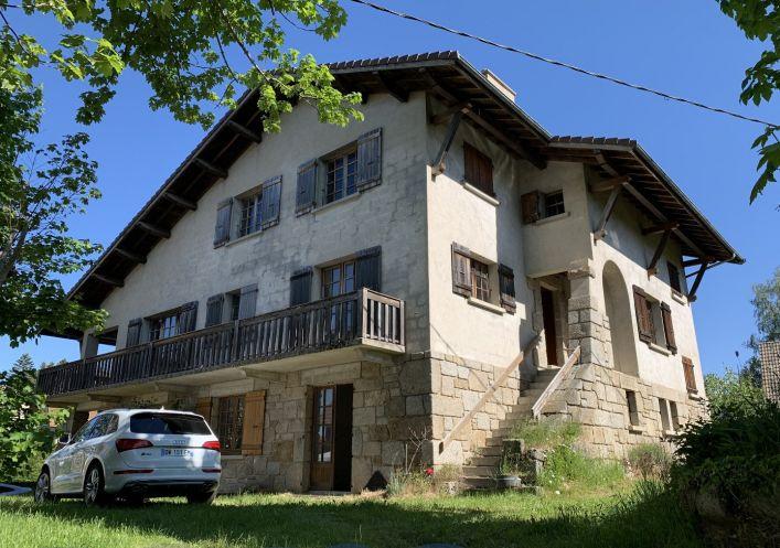 A vendre Le Chambon Sur Lignon 43002137 Belledent nadine