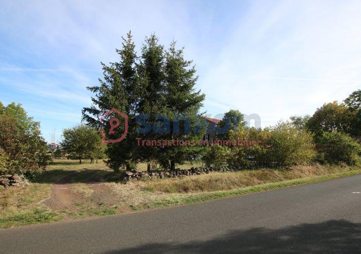 A vendre Terrain constructible Chaspuzac | R�f 43002154 - Belledent nadine