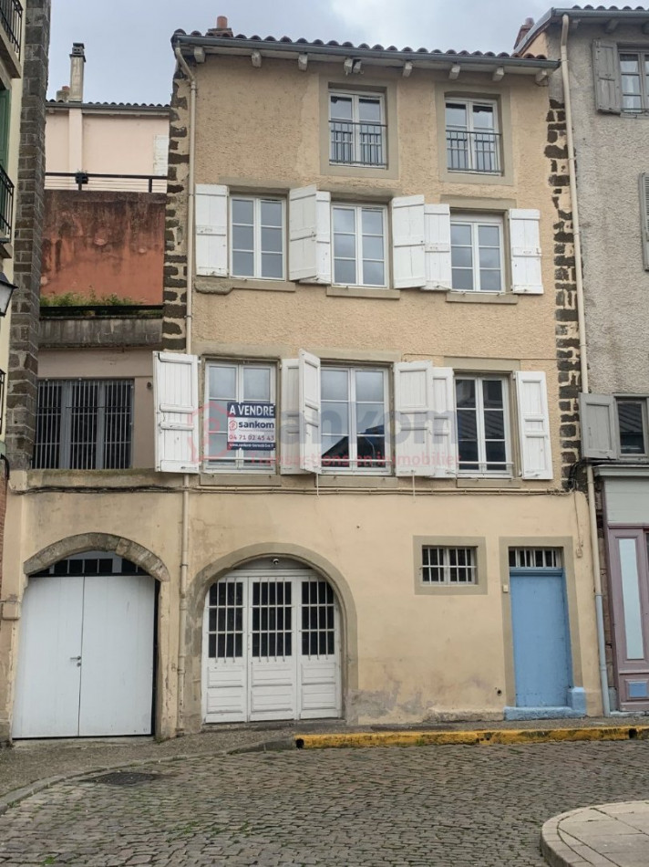 A vendre Le Puy En Velay 43002160 Belledent nadine