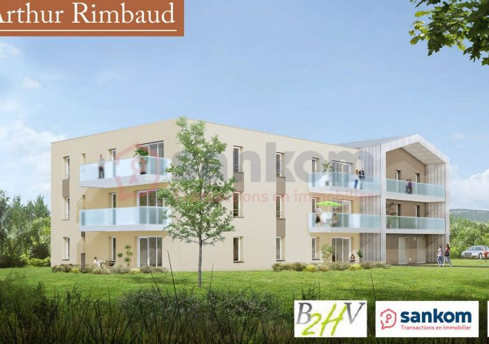 A vendre Appartement neuf Chadrac | R�f 43002218 - Belledent nadine