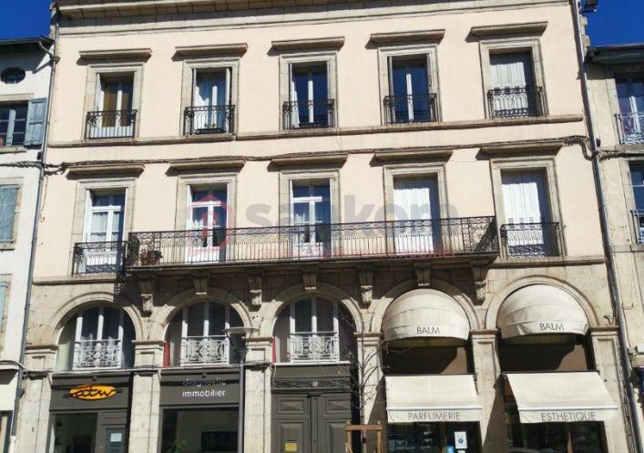 A vendre Appartement Le Puy En Velay   R�f 43002242 - Belledent nadine