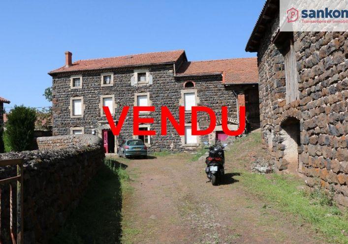 A vendre Maison � r�nover Saint Christophe Sur Dolaizon   R�f 4300282 - Belledent nadine