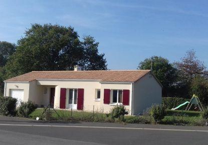 A vendre Saint Aubin Du Plain 4400713937 Réseau blain habitat