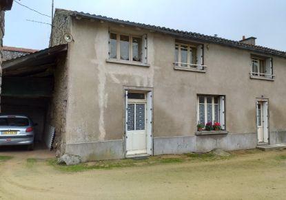 A vendre Saint Aubin Du Plain 4400714282 Réseau blain habitat