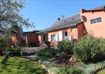 A vendre Guenrouet 4400814185 Réseau blain habitat