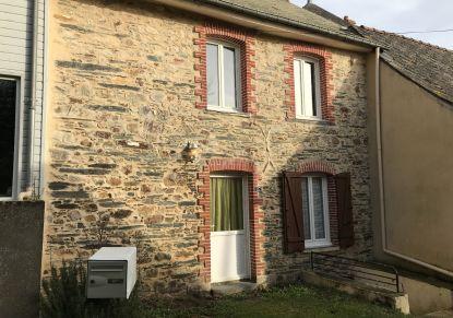 A vendre Maison en pierre Guemene Penfao   Réf 440083909 - Reseau blain habitat