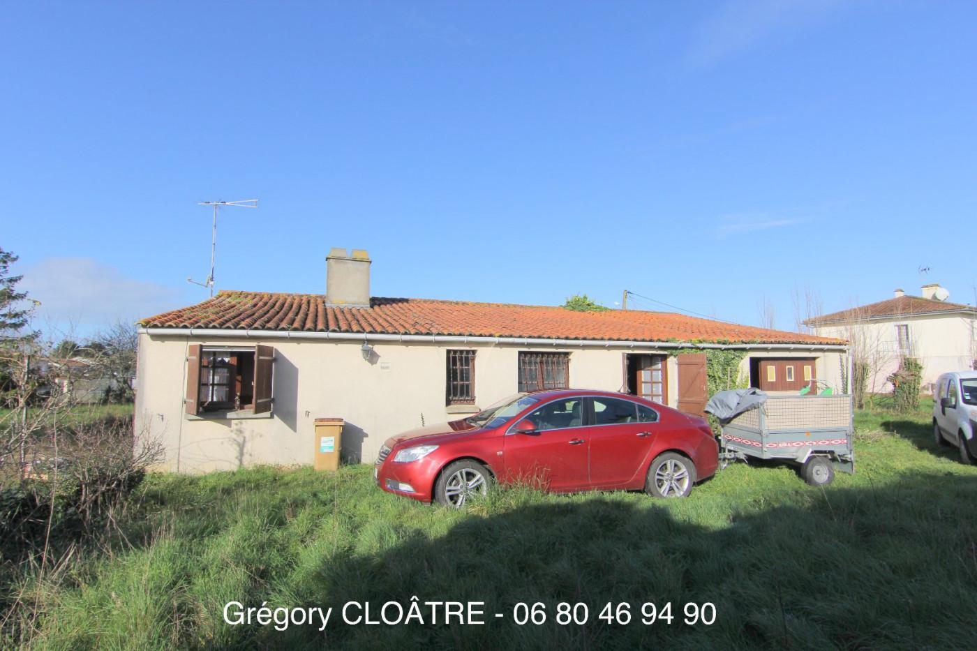 A vendre Saint Michel En L'herm 44014127 Maisonenvente.fr