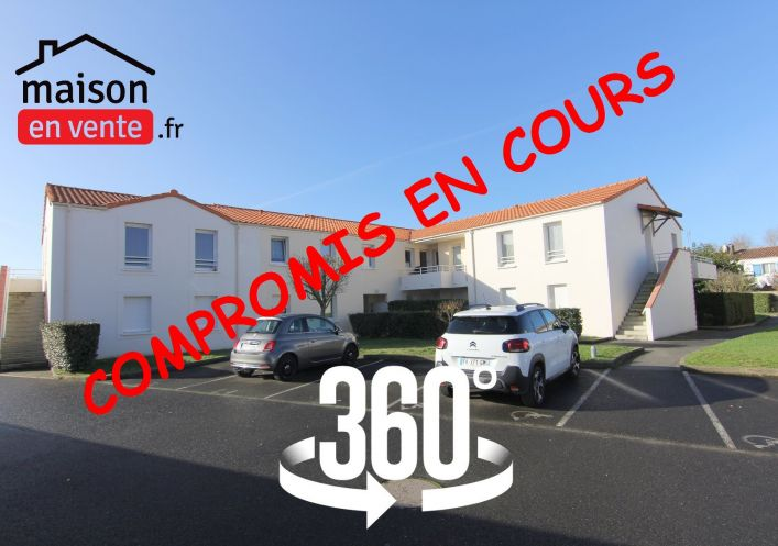 A vendre Appartement Saint Jean De Monts | R�f 44014174 - Maisonenvente.fr