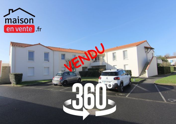 A vendre Appartement Saint Jean De Monts   R�f 44014174 - Maisonenvente.fr