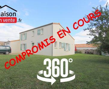 A vendre  Mouchamps | Réf 44014189 - Maisonenvente.fr